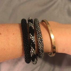 Sashka Co Roll On Bracelets